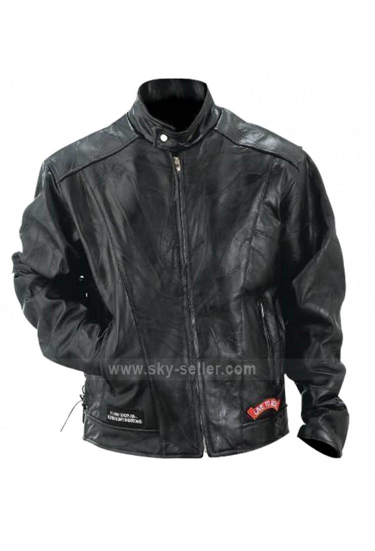 Buffalo leather jackets