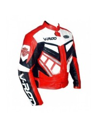 V Rod Men's Motorcycle Jacket