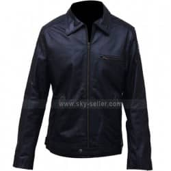 Need For Speed Aaron Paul Biker Leather Jacket