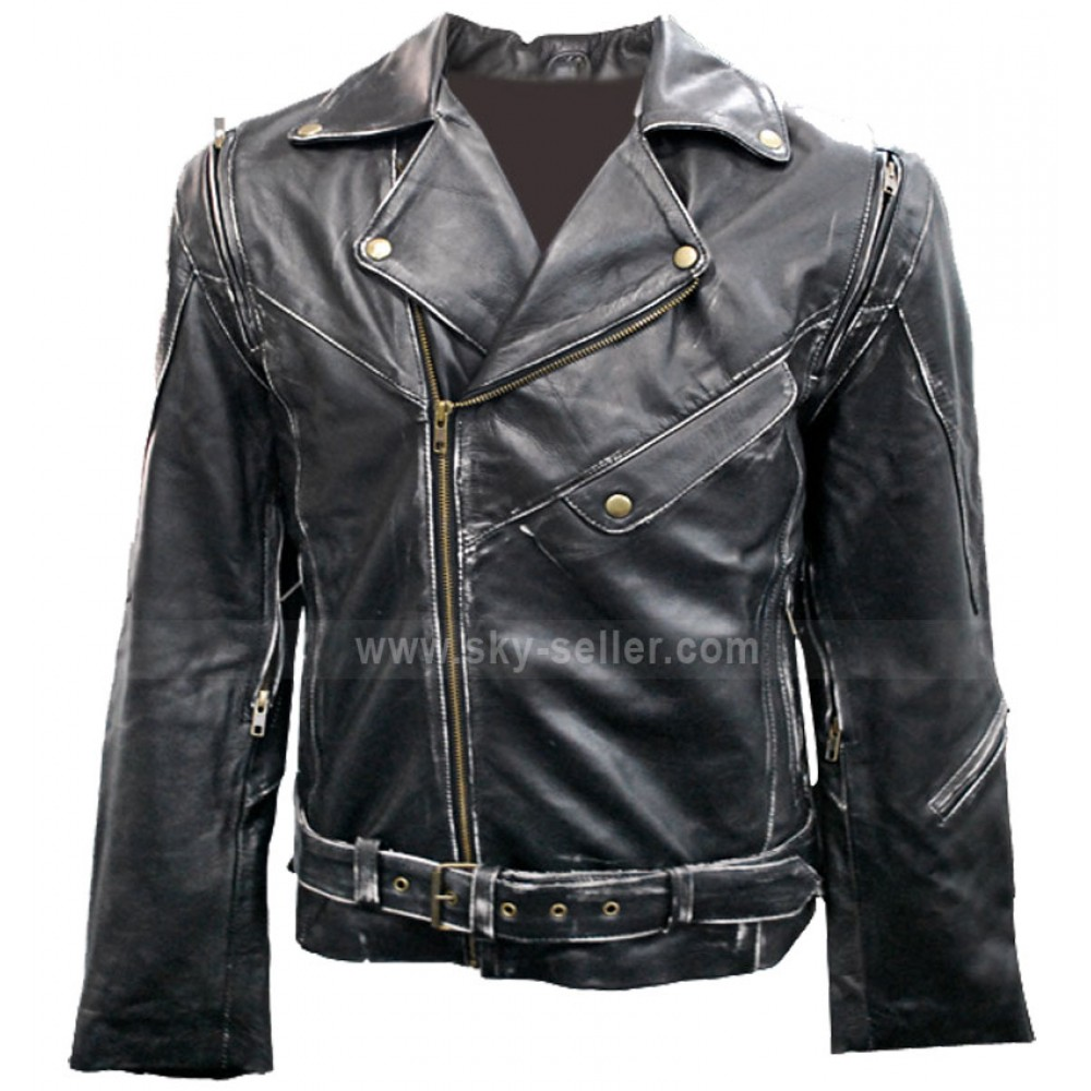 Motorcycle Leather Coats