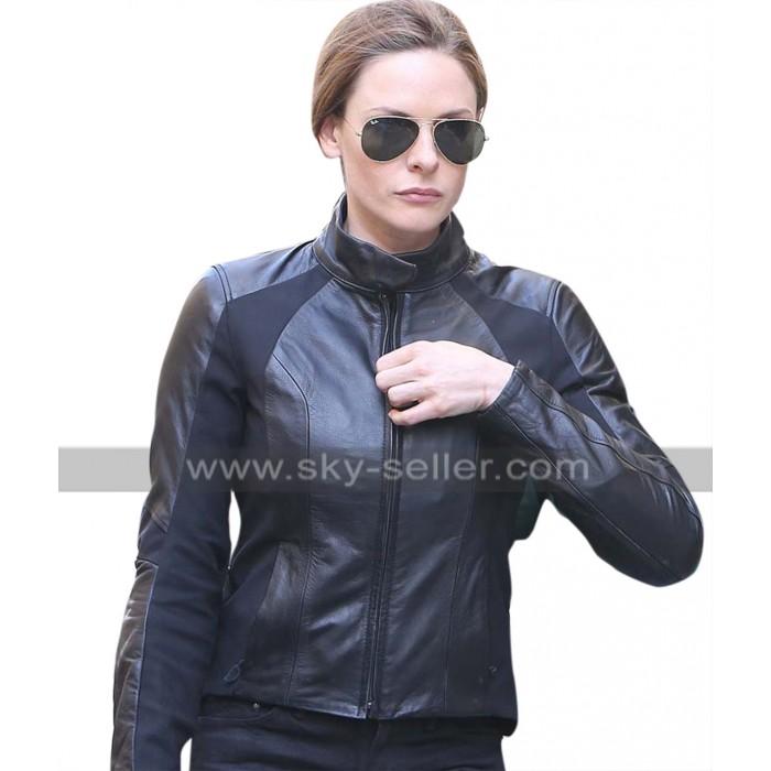 Mission Impossible 6 Fallout (Rebecca Ferguson) Ilsa Faust Biker Leather Jacket