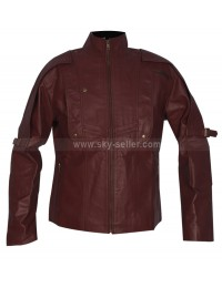 Guardians of the Galaxy Starlord Avengers (Chris Pratt) Biker Jacket