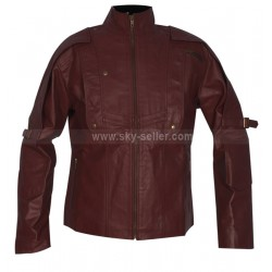 Guardians of the Galaxy Starlord (Chris Pratt) Biker Jacket