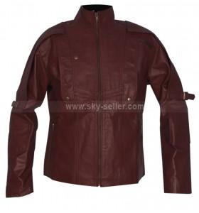 Guardians of the Galaxy Starlord (Chris Pratt) Biker Jacket