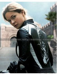 Mission Impossible 5 Rebecca Ferguson (Ilsa) Biker Jacket