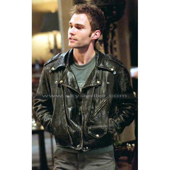 Seann William Scott Bulletproof Monk Kar Leather Jacket