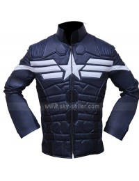 The Winter Soldier Cosplay Captain America Jacket