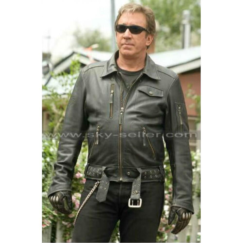 Wild Hogs Tim Allen (Doug Madsen) Maverick Jacket