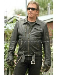 Wild Hogs Tim Allen (Doug Madsen) Maverick Jacket