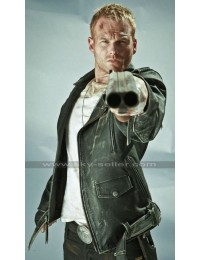 Zombie Hunter Martin Copping Motorcycle Leather Jacket