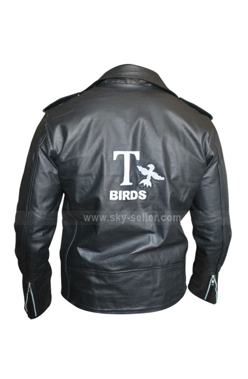 Grease T Birds Leather Jacket