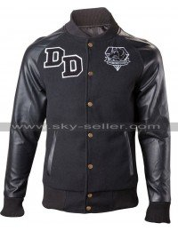 Big Boss Diamond Dogs Varsity Letterman Jacket