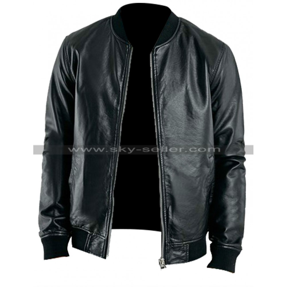 Dave Franco Now You See Me 2 Black Bomber Jacket