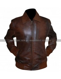 Happy Days Fonzie Motorcycle Leather Jacket