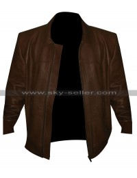 Kevin Costner 3 Days to Kill Ethan Renner Bomber Jacket