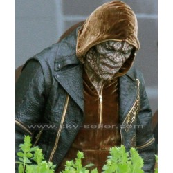 Killer Croc Suicide Squad Waylon Jones Dragon Jacket