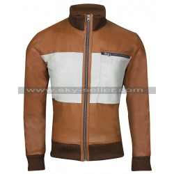 The Hangover Mr Chow (Ken Jeong) Bomber Leather Jacket