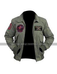 Tom Cruise Top Gun Maverick Jacket