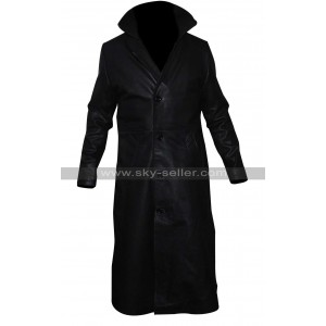 Blade Wesley Snipes Black Costume Trench Coat