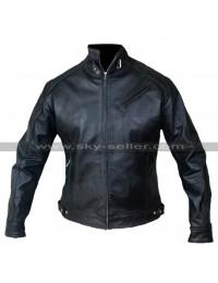 Bourne Legacy Jeremy Renner (Aaron Cross) Leather Jacket