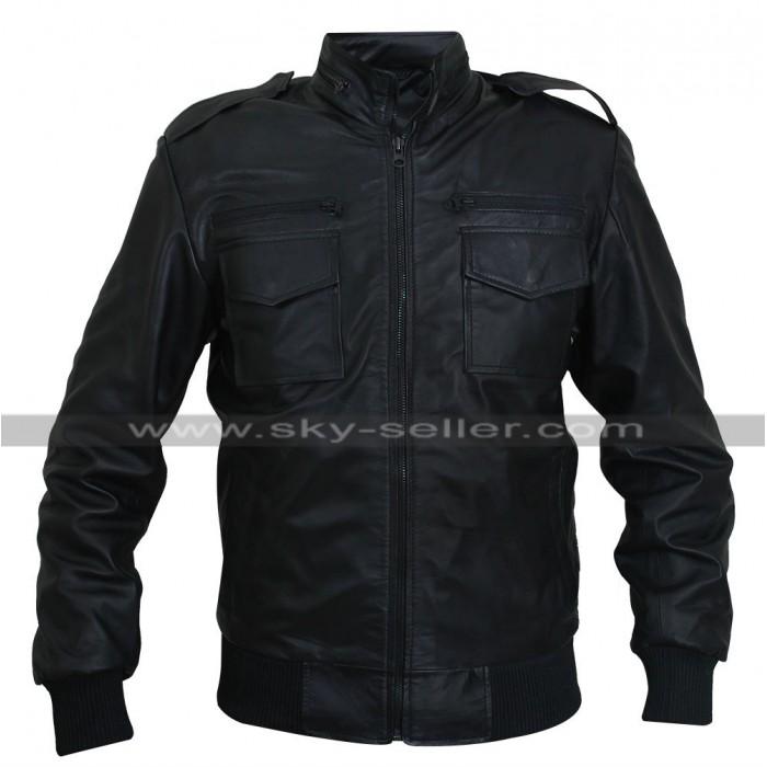 Brooklyn Nine Nine Andy Samberg (Jack Peralta) Bomber Jacket