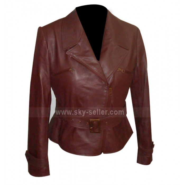 Captain America First Avenger Hayley Atwell (Peggy Carter) Jacket