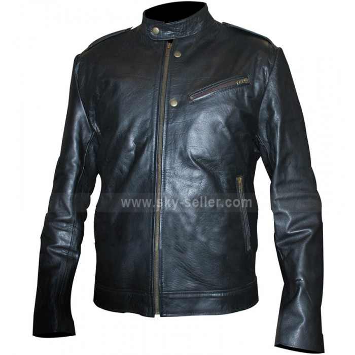 Chicago PD Jon Seda (Detective Antonio Dawson) Jacket