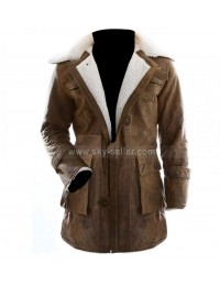 The Dark Knight Rises Replica Bane Fur Coat