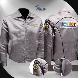 Death Proof Kurt Russell (Stuntman Mike) Icy Hot Jacket