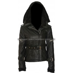 Emma Swan Once Upon A Time Hooded Jacket