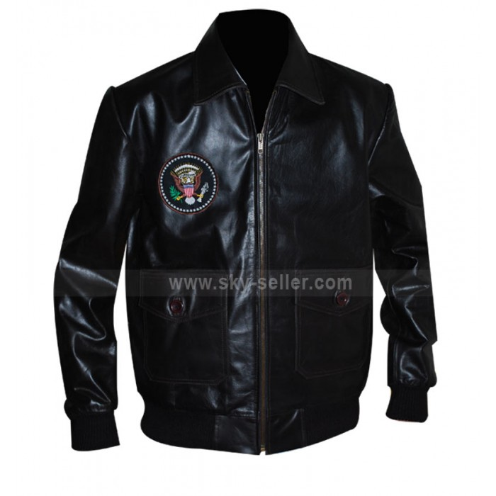 John F.Kennedy Replica Bomber Jacket