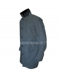 Governor Walking Dead S5 David Morrissey Trench Coat
