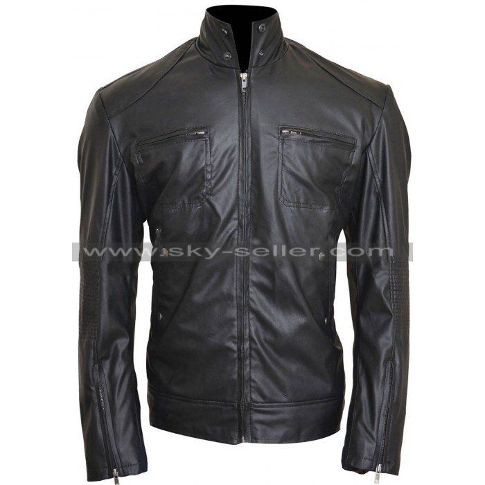 Enrique Iglesias Heart Attack Song Leather Jacket