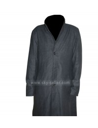 Hell on Wheels Cullen Bohannon (Anson Mount) Trench Coat