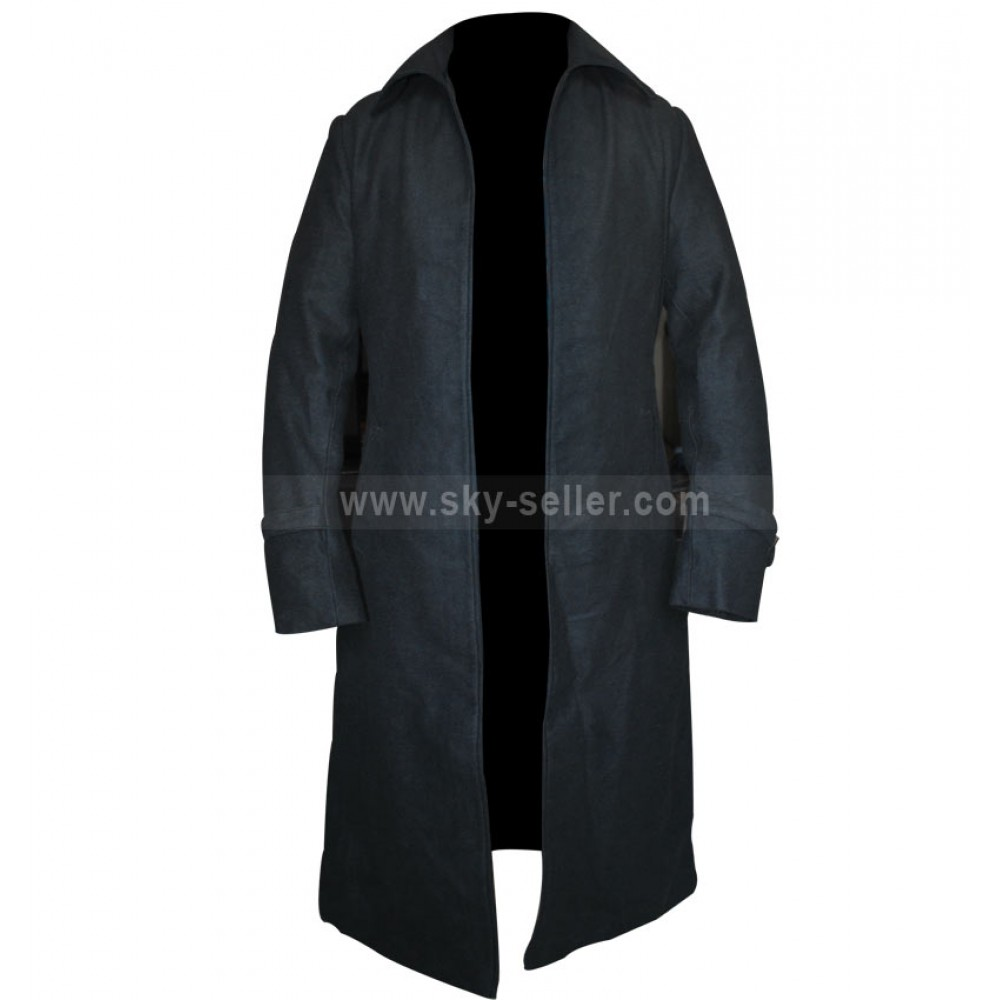 I Frankenstein Aaron Eckhart (Adam) Trench Coat