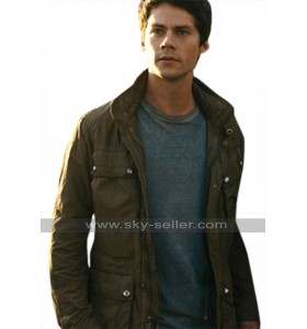 Maze Runner The Death Cure Dylan O Brien Cotton Jacket