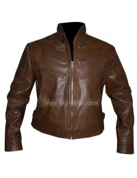 Michael Jai (Bronze Tiger) White Arrow Season 2 Jacket