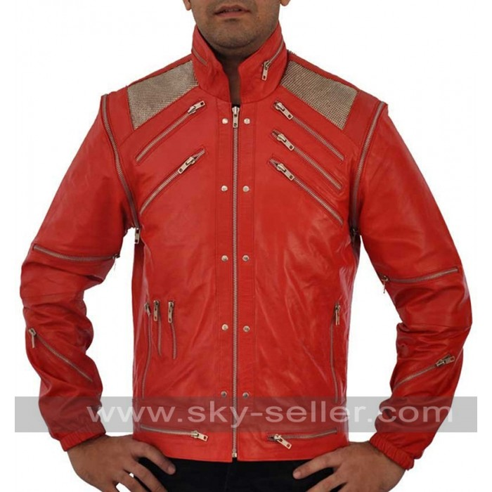Jamie Foxx Tribute to Michael Jackson Beat It Red Jacket