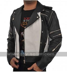 Michael Jackson Pepsi Tour Commercial Leather Jacket