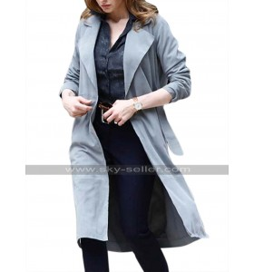 Mission Impossible 6 Fallout Rebecca Ferguson (Ilsa Faust) Trench Cotton Coat