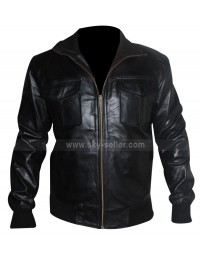 Now You See Me Jack Wilder Black (Dave Franco) Jacket