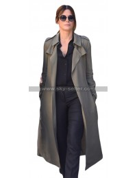 Oceans Eight Sandra Bullock Cotton Fur Coat