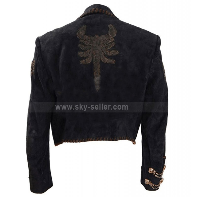 Once Upon A Time In Mexico Antonio Banderas El Mariachi Jacket
