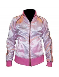 Grease 2 Michelle Pfeiffer Pink Ladies Reversible Jacket