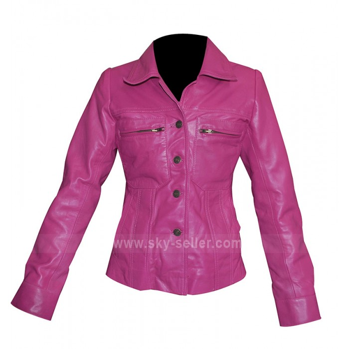 Sea of Monsters Alexandra Daddario (Annabeth Chase) Jacket