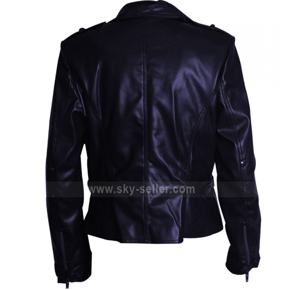 Navy blue jackets for women