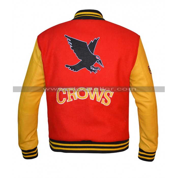 Crows Smallville Clark Kent Varsity Letterman Jacket