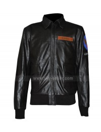 The Great Escape Steve McQueen Hilts (Cooler King) Bomber Jacket