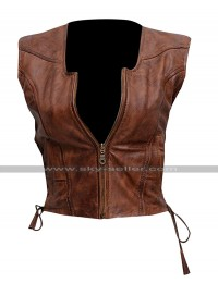 The Walking Dead Danai Gurira Season 4 (Michonne) Vest