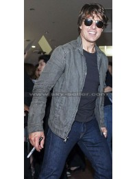 Tom Cruise Mission Impossible Rogue Nation Tokyo Jacket